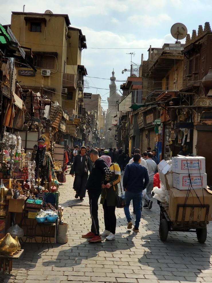 small community in cairo